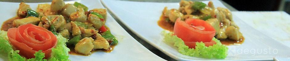 Ognisty kurczak Gong Bao ognisty kurczak gong bao degusto - przepisy smaczne i proste