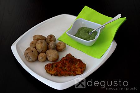 Ziemniaczki po kanaryjsku z sosem Mojo ziemniaczki po kanaryjsku 1 degusto - przepisy smaczne i proste