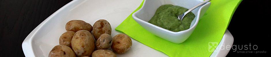 Ziemniaczki po kanaryjsku z sosem Mojo ziemniaczki po kanaryjsku degusto - przepisy smaczne i proste