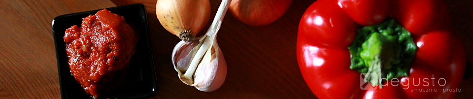 Harissa - czyli piekielne wspomnienia 1a degusto - przepisy smaczne i proste