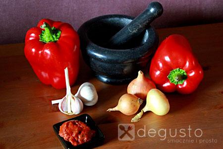 Harissa - czyli piekielne wspomnienia 3 degusto - przepisy smaczne i proste