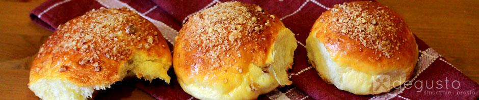 Smakowicie nakręceni - Brioszka Brioszka degusto - przepisy smaczne i proste