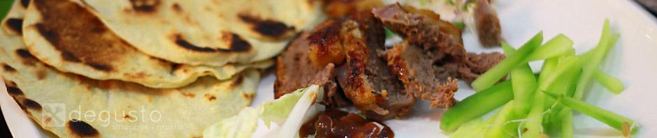 Kaczka po pekińsku kaczka po pekinsku degusto - przepisy smaczne i proste
