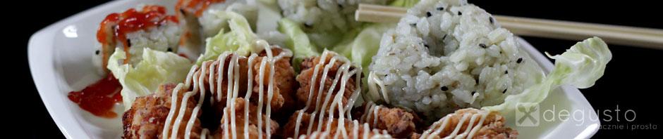 Tori no Karaage, czyli smażony kurczak po japońsku Kurczak po Japońsku 2 degusto - przepisy smaczne i proste
