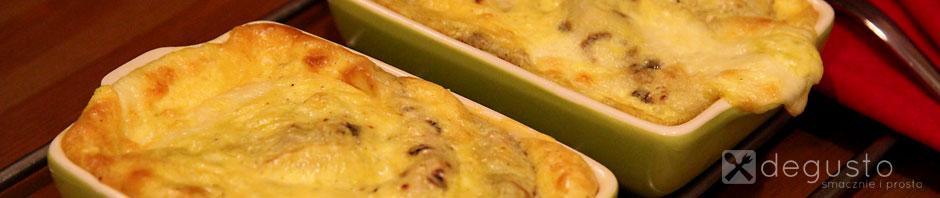Naleśniki pod pierzynką z mascarpone Nalesniki 3 degusto - przepisy smaczne i proste