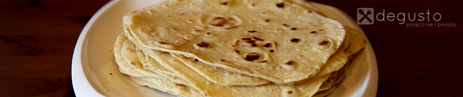 Tortilla idealna 1 degusto - przepisy smaczne i proste