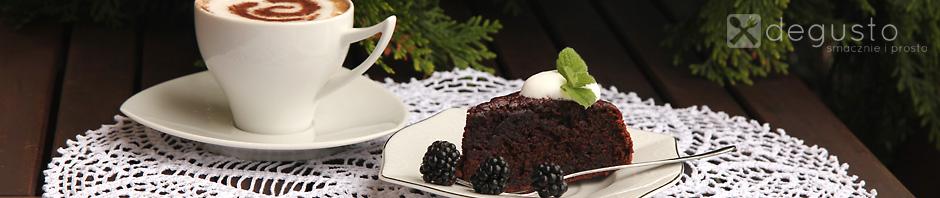 Ciasto czekoladowe z burakiem ciasto z burakiem 6 degusto - przepisy smaczne i proste