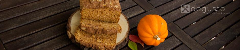Ciasto dyniowe 5 degusto - przepisy smaczne i proste