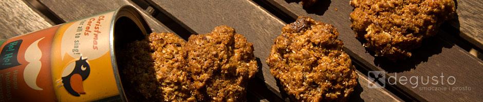 Ciasteczka orkiszowe Marty ciasteczka owsiane 1 degusto - przepisy smaczne i proste