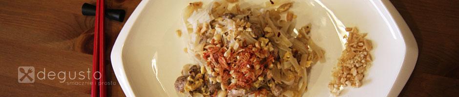 Pad Thai pad thai 1 degusto - przepisy smaczne i proste
