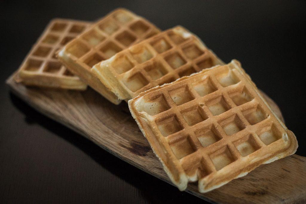 Gofry idealne degusto 6957 degusto - przepisy smaczne i proste