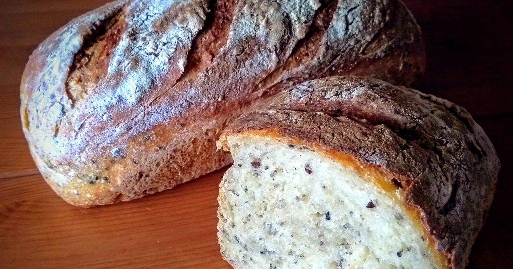 Prosty chleb na zakwasie chleb na zakwasie 2 degusto degusto - przepisy smaczne i proste